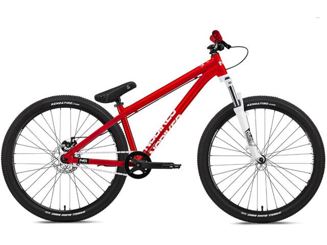 """NS Bikes Zircus 26"""" rot"""